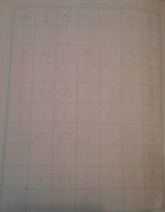 3歳児にひらがな・かたかなを教えた方法