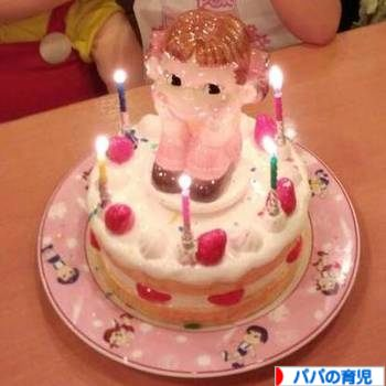 6歳の誕生日
