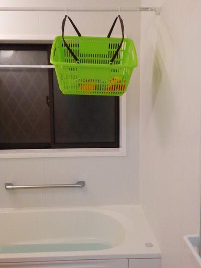 お風呂の片づけセット